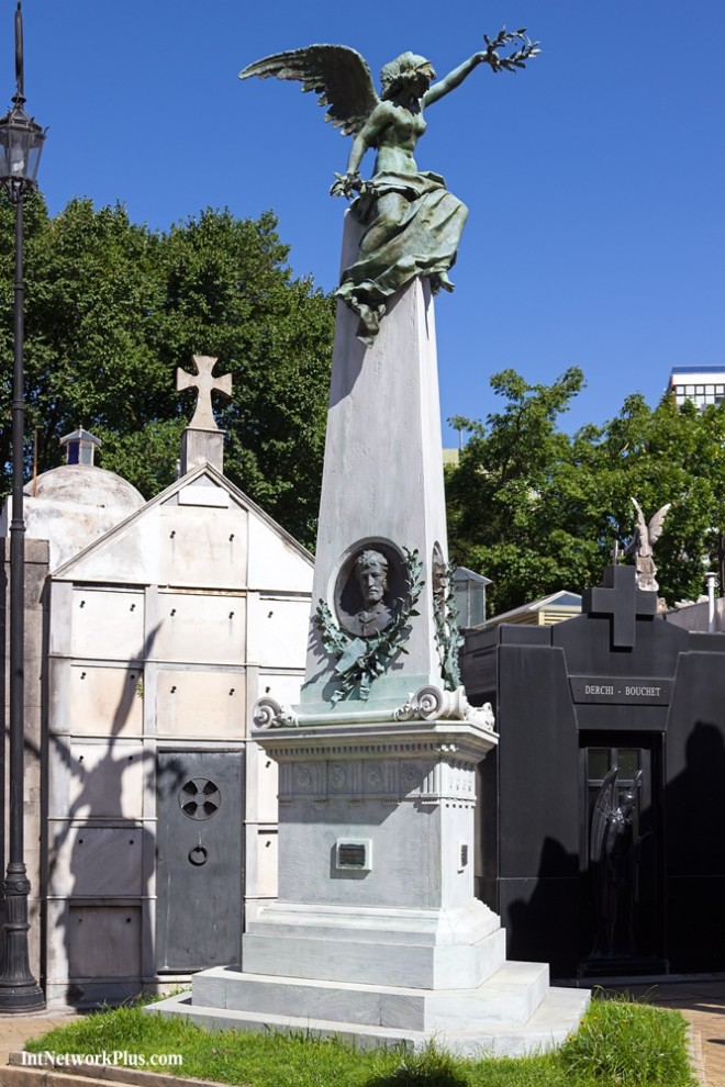 Recoleta cemetery, what to see in Buenos Aires