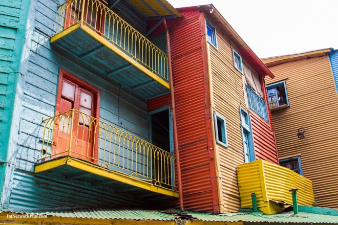 what to see in buenos aires, la boca caminito