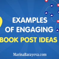 19 Examples of Engaging Facebook Post Ideas
