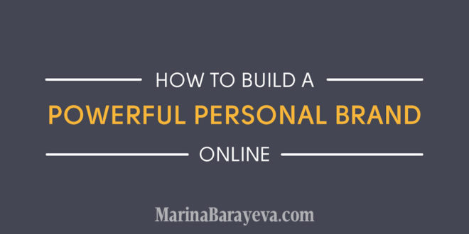 Do you want to be an authority in your niche? Here is the step-by-step guide about how to build a personal brand online with the Infographic. Check this out!