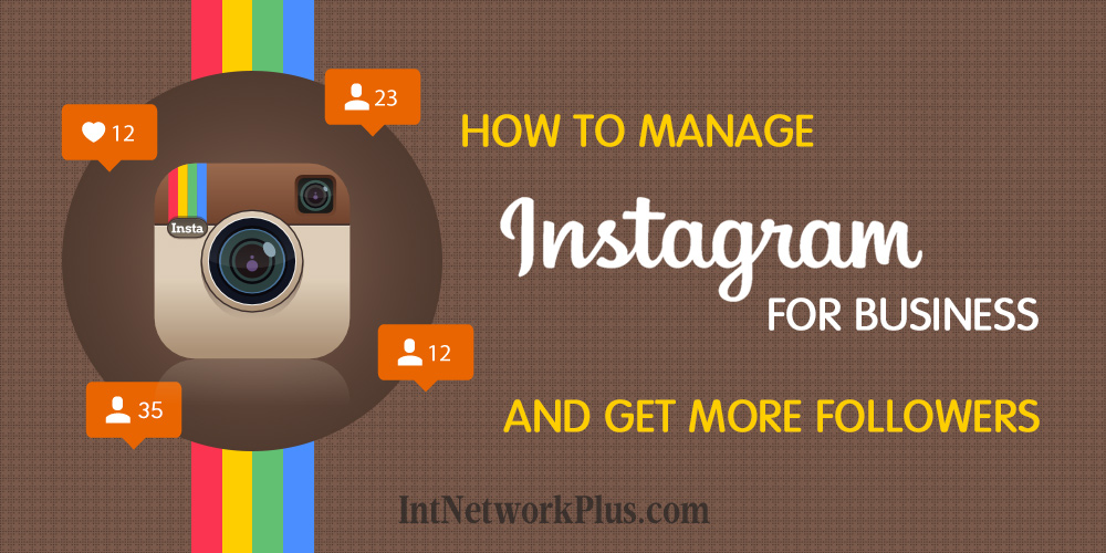 How to Manage Instagram for Business. #socialmedia #socialmediatips #socialmediamarketing #smm #socailmediastrategy #creativeentrepreneur #instagram
