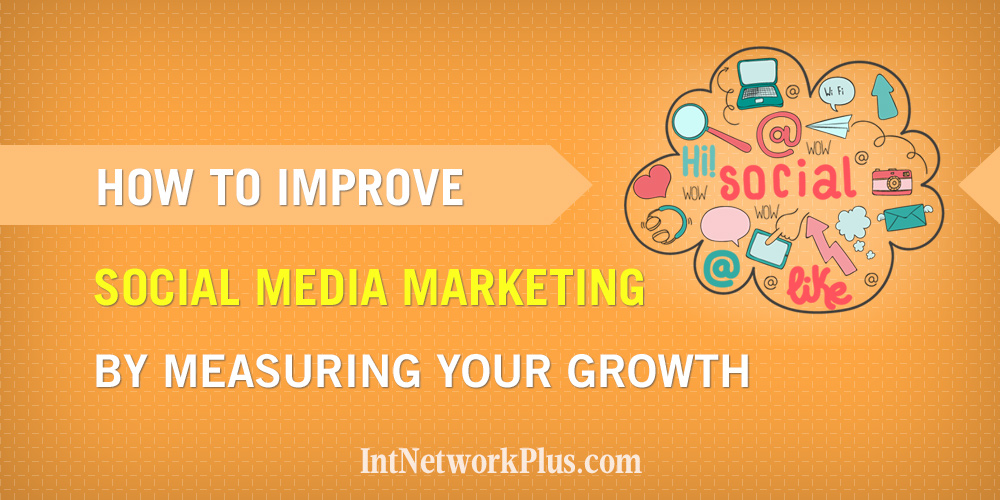 Looking for the ways to improve social media marketing? Here are the tips on how to get better social media marketing results by measuring your growth. #business #smallbusiness #smallbiz #entrepreneur #entrepreneurship #businesstips #marketing #socialmedia #socialmediatips #socialmediamarketing #smm #socailmediastrategy