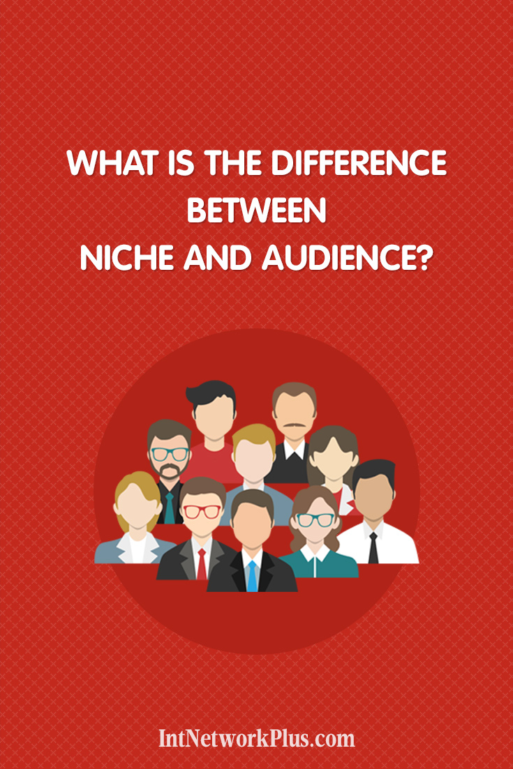 Niche and audience (or target market) are different things. Depending on which one you focus on, there are two ways of building a business around them. See what's the difference between the niche and audience and how it helps your small business. #business #smallbusiness #smallbiz #entrepreneur #entrepreneurship #businesstips #marketing #creativeentrepreneur