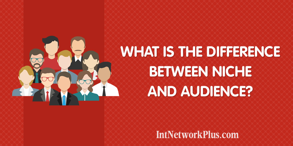 How to define niche and audience