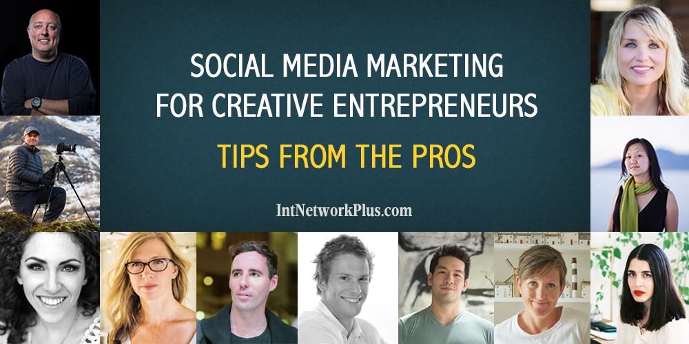 Social Media Marketing for Creative Entrepreneurs