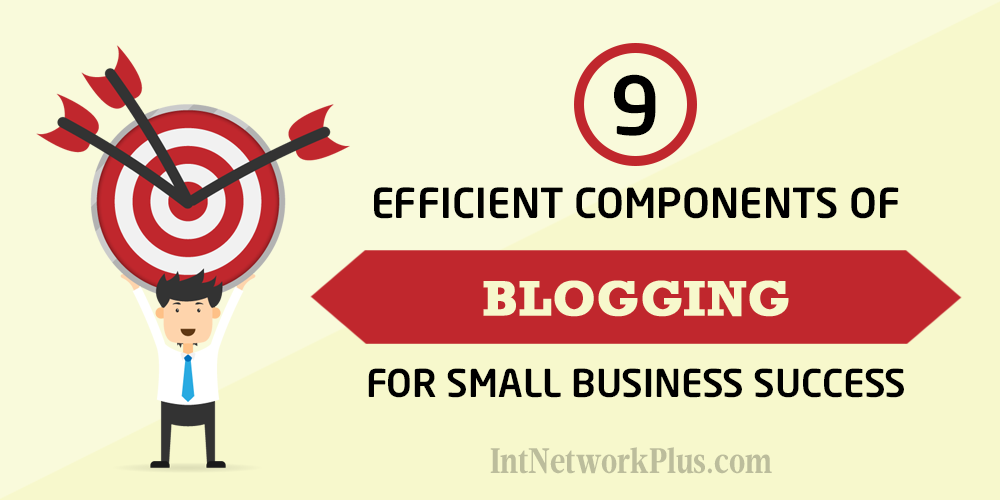 Blogging For Small Business Success