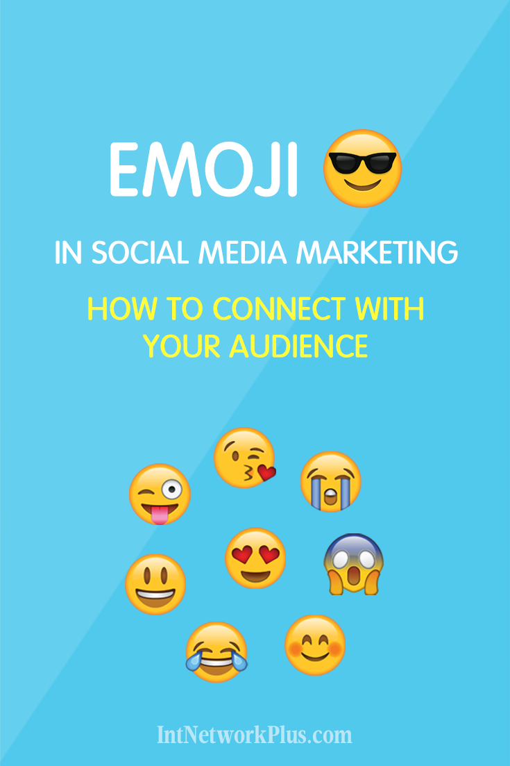 Do you use Emoji in social media marketing? Emoji or emotions are the little smiling faces, which you insert in the messages on social media. They help better express emotions and feelings. As visuals are more interactive than the plain text, they humanize the regular messages. Check these tips on using Emoji in social media marketing to connect with your audience. #socialmedia #socialmediatips #socialmediamarketing #smm #socailmediastrategy #creativeentrepreneur