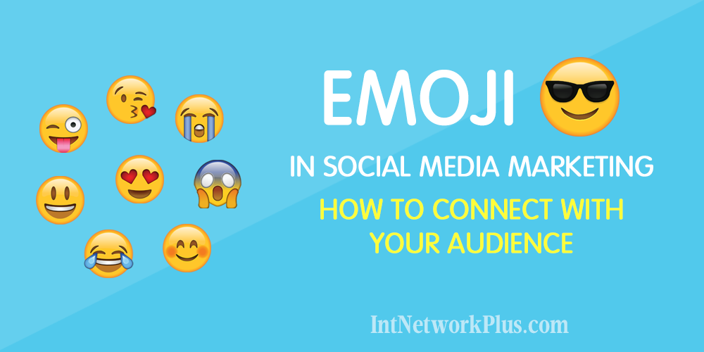 Do you use Emoji in social media marketing? Emoji or emotions are the little smiling faces, which you insert in the messages on social media. They help better express emotions and feelings. As visuals are more interactive than the plain text, they humanize the regular messages. Check these tips on using Emoji in social media marketing to connect with your audience.