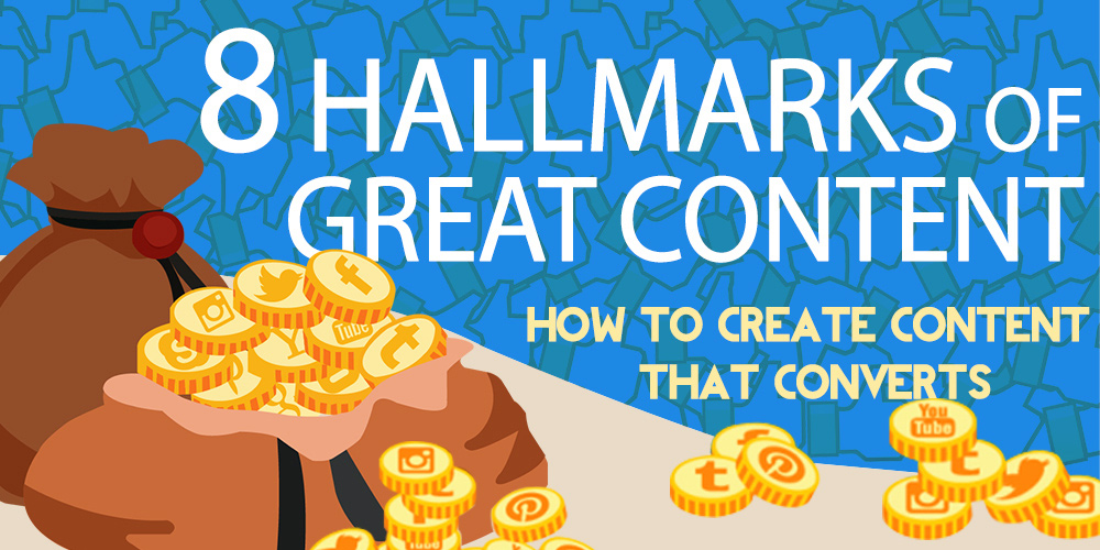 How to create a great content that converts