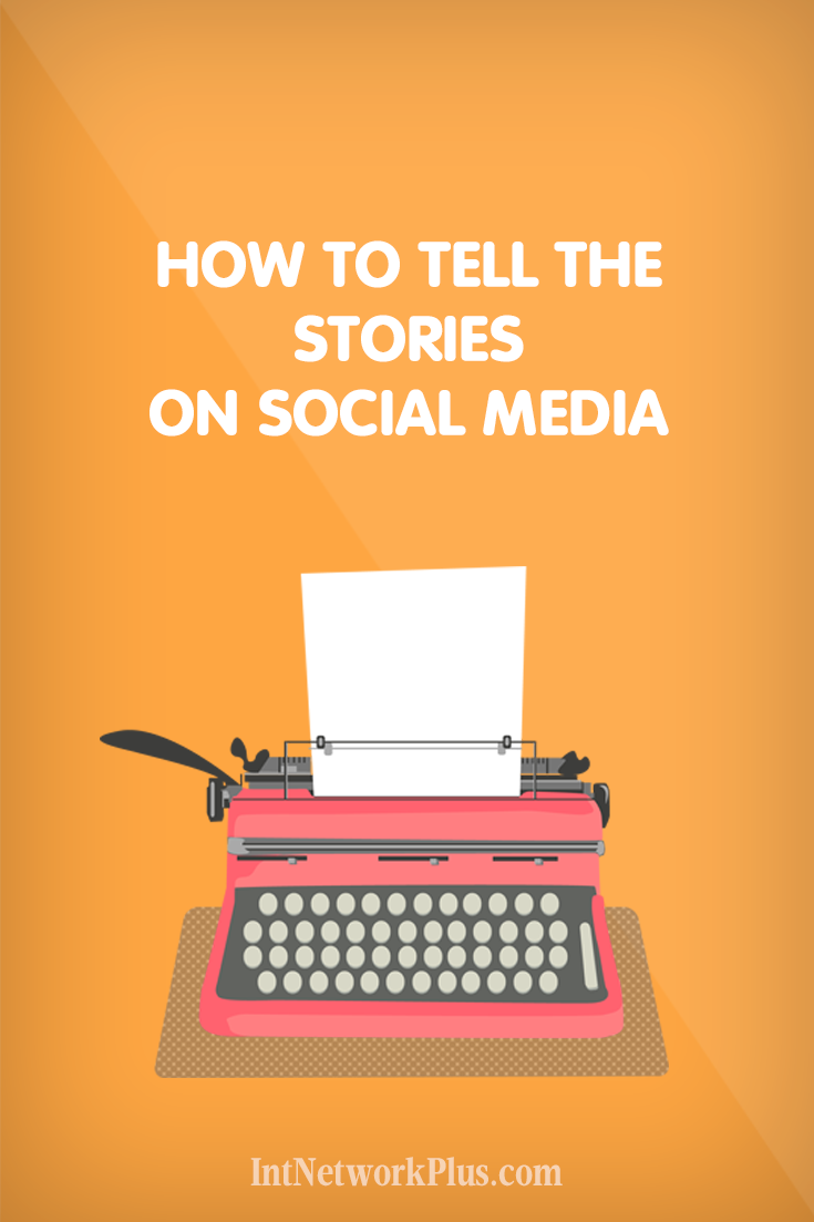 """The practical tips how to tell the stories on social media through the text or photos. Did you have this thought: """"I know that I should be using social media, but I don't know what to post there.""""? Stop worrying about what to post on social media, now you will know. #socialmedia #socialmediatips #socialmediamarketing #smm #socailmediastrategy #creativeentrepreneur"""