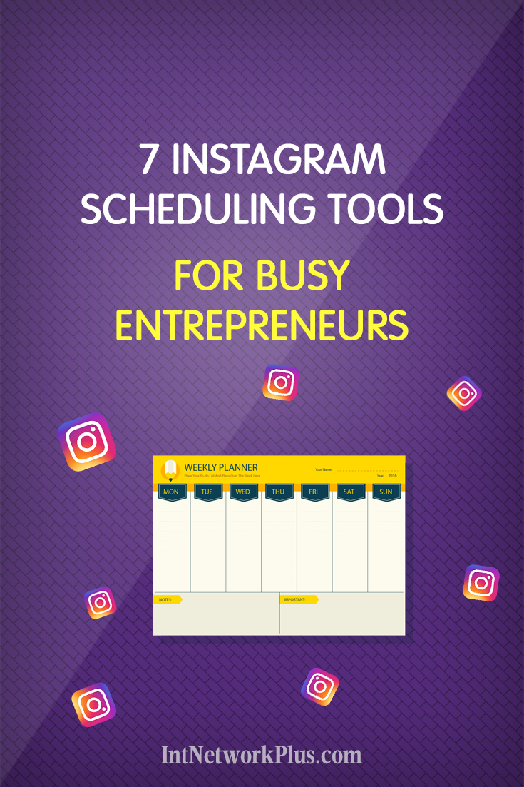 There are several services for Instagram scheduling, but the question is which one will serve you as you need. To grow your Instagram community, it is important to be consistent and post at the right time. Here we've tested 7 Instagram scheduling tools. Choose one, which will be better for your business, via @MarinaBarayeva. #instagram #smallbusiness #onlinemarketing #entrepreneur #socialmedia #socialmediatips #socialmediamarketing