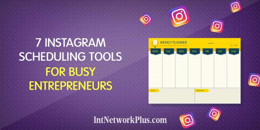 There are several services for Instagram scheduling, but the question is which one will serve you as you need. To grow your Instagram community, it is important to be consistent and post at the right time. Here we've tested 7 Instagram scheduling tools. Choose one, which will be better for your business.