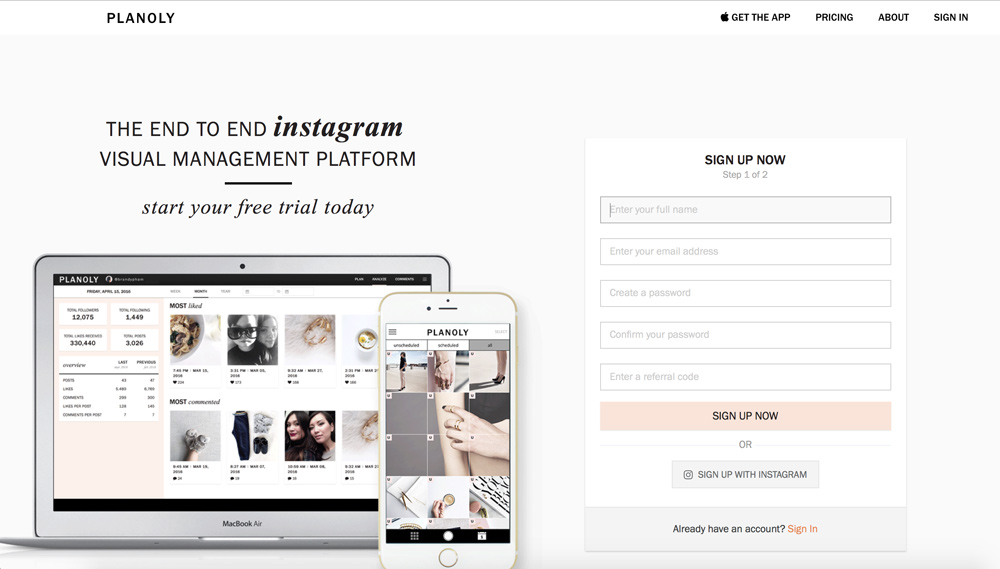 Instagram Scheduling Tools for Small Business