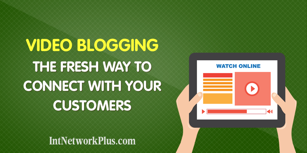 Video blogging is helping to build trust between your brand and people. Check these tips on video blogging as way to create an emotional connection with your customers.