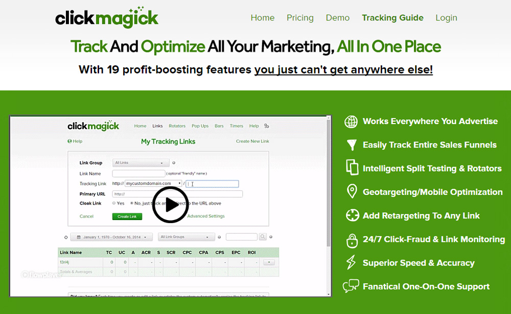 Click Manager Marketing Tools For Small Business