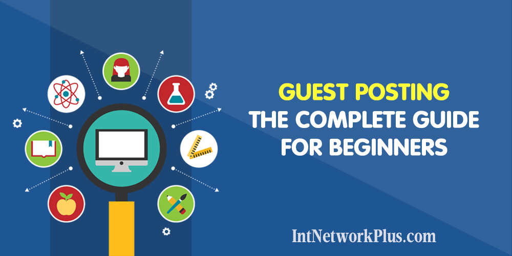Guest posting is a great way to promote your blog, business and boost your website's search rankings. Check this complete guide to guest posting