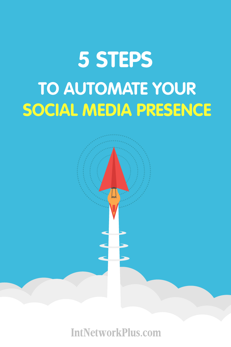 5 tips on how to automate social media tasks so you could have more time to build an audience on social media & communicate with your clients. #socialmedia #socialmediatips #socialmediamarketing #smm