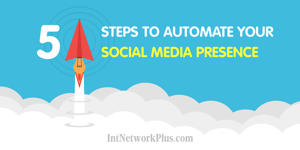 5 tips on how to automate social media tasks so you could have more time to build an audience on social media and communicate to your clients.