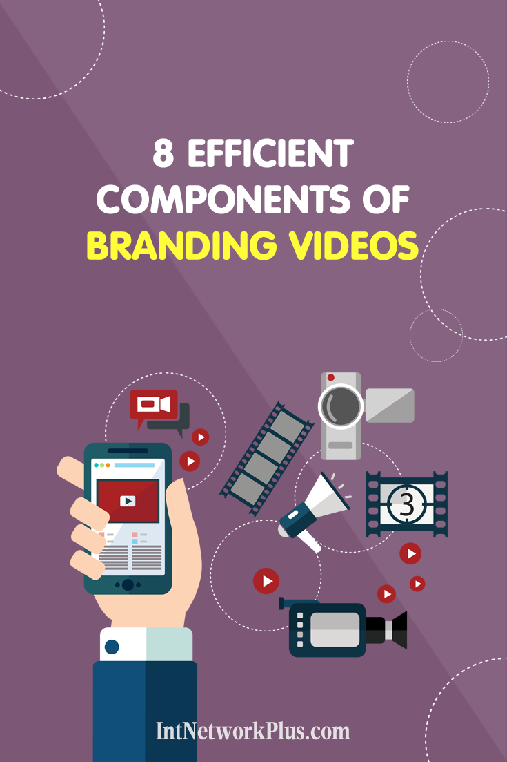 As you consistently express your brand in your videos and other content, your existing and potential clients will begin to recognize your style. Here are 8 efficient components of the branding videos that you need in your marketing today. #videomarketing #branding #branding