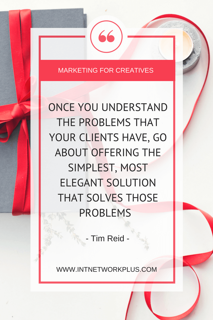 When clients are happy, they come to buy again or recommend you to others. Check this episode with the marketing expert Tim Reid about how you can create a great customer experience and make your small business memorable.