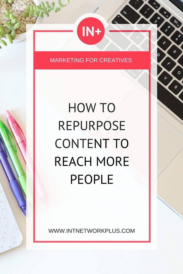 The simple step you can do in your content marketing strategy is to repurpose content that you already created via @MarinaBarayeva #contentmarketing #blogging #bloggingtips #mompreneur #smallbusiness #smallbiz #entrepreneur #onlinemarketing #marketing