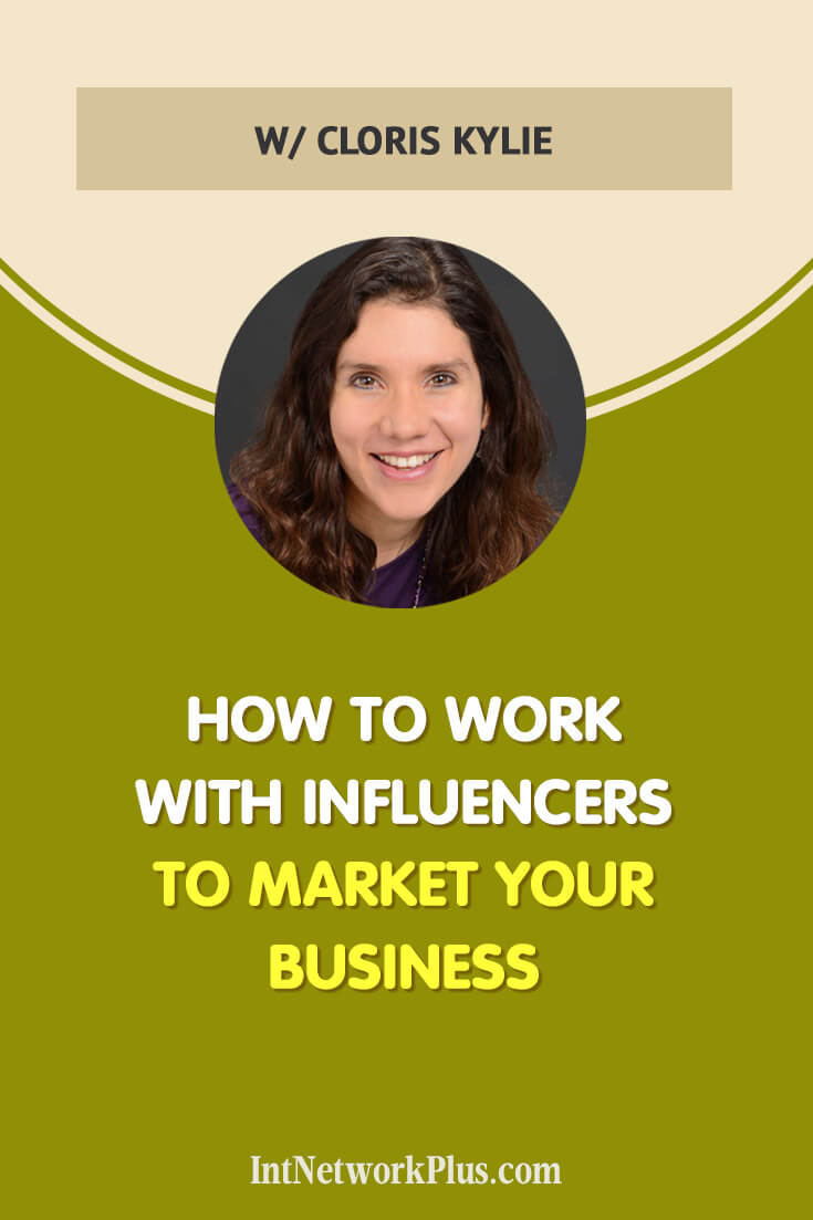 How to work with influencers to market your business: what to start with, how to reach the influencers and how to collaborate with them. Influencer marketing with Cloris Kylie via @MarinaBarayeva #entrepreneur #businesstips #marketing#creativeentrepreneur #creativebusiness #mompreneur #womaninbiz #ladyboss #smallbusiness #smallbiz #entrepreneur #momblog #womenentrepreneurs #influencermarketing