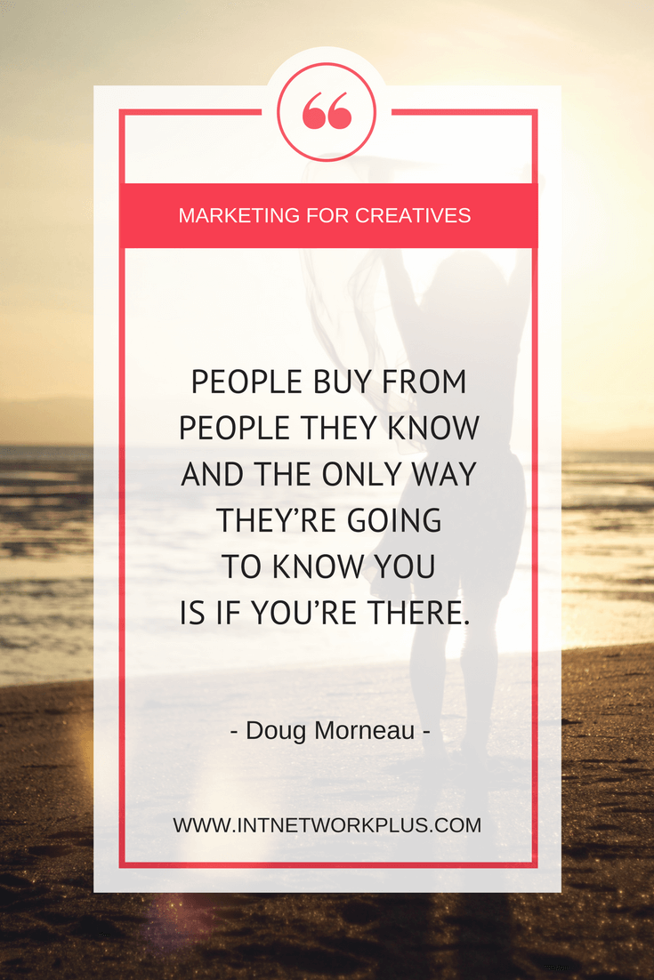 Do you have a marketing strategy or do a little bit of everything without big results? Learn how to create a marketing strategy for your business with Doug Morneau