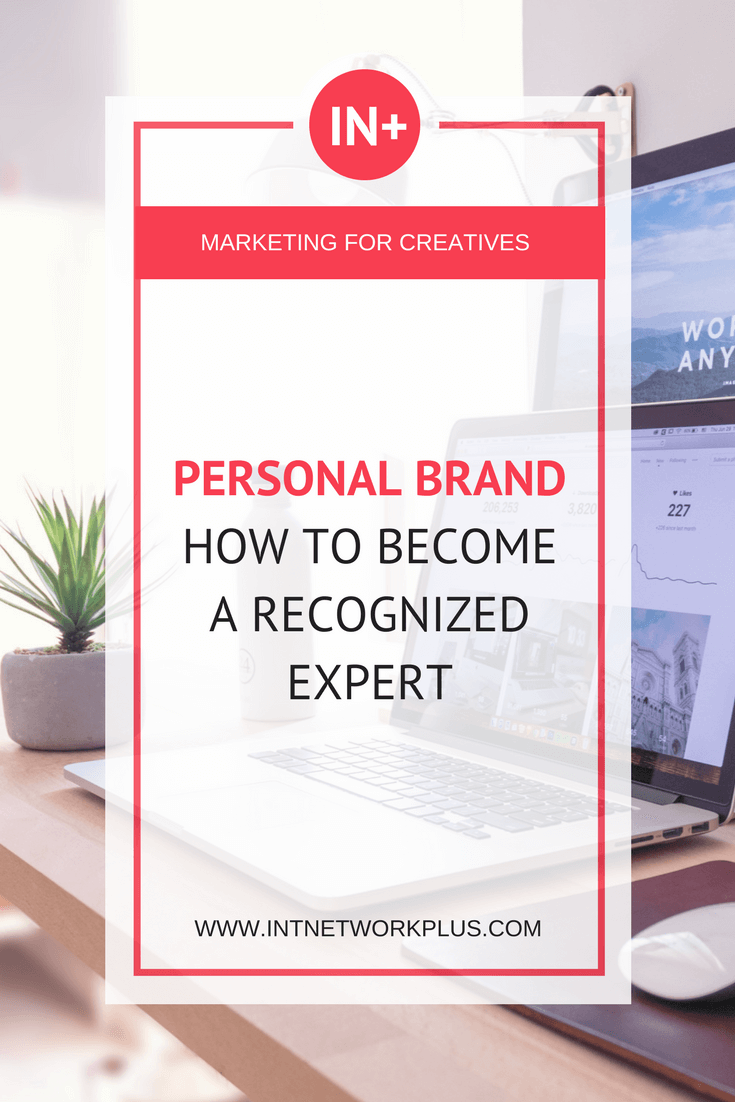 Learn how to build your Personal Brand and become a recognized expert. Interview with Dorie Clark via @MarinaBarayeva #personalbrand #business #smallbusiness #smallbiz #entrepreneur #entrepreneurship #businesstips #marketing #creativeentrepreneur #creativebusiness #mompreneur #womaninbiz #ladyboss