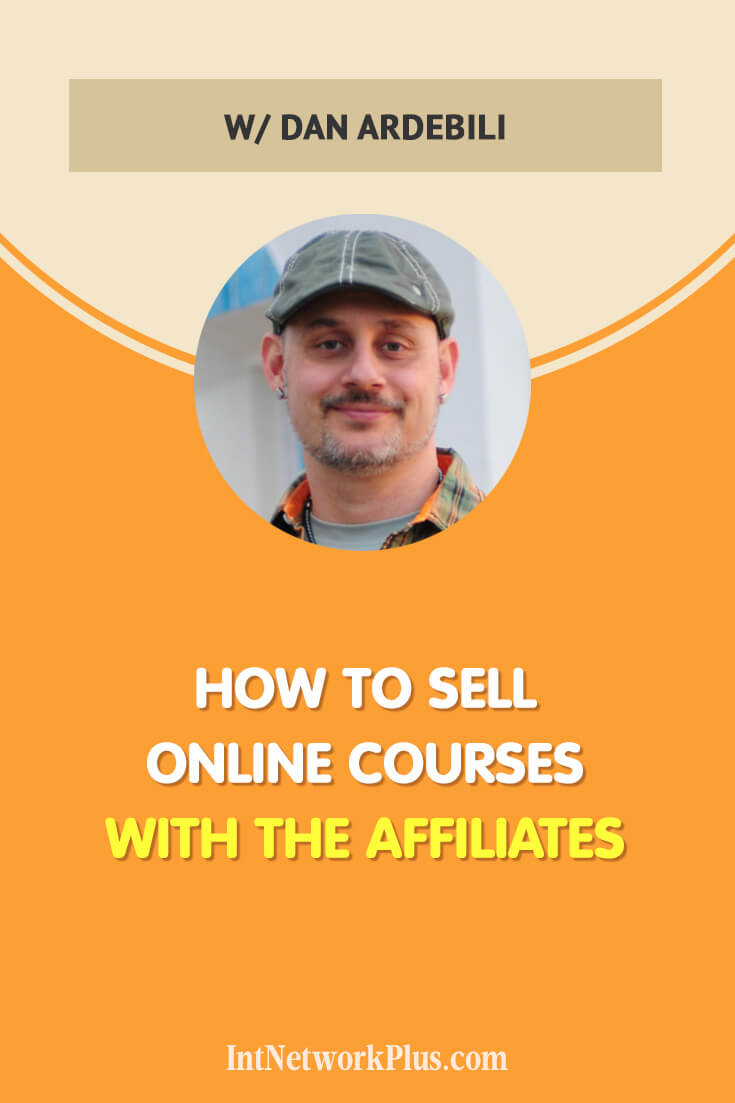 If you have your online course, then the main question is always how to sell it. One of the options is to sell online courses with the affiliates, people who already have the base of followers and established the relationship with them. Get more tips from Dan Ardebili via @MarinaBarayeva #onlinecourses #affiliates #onlinemarketing #smallbusiness #entrepreneur #creativeentrepreneur #smallbiz #mompreneur #womaninbiz