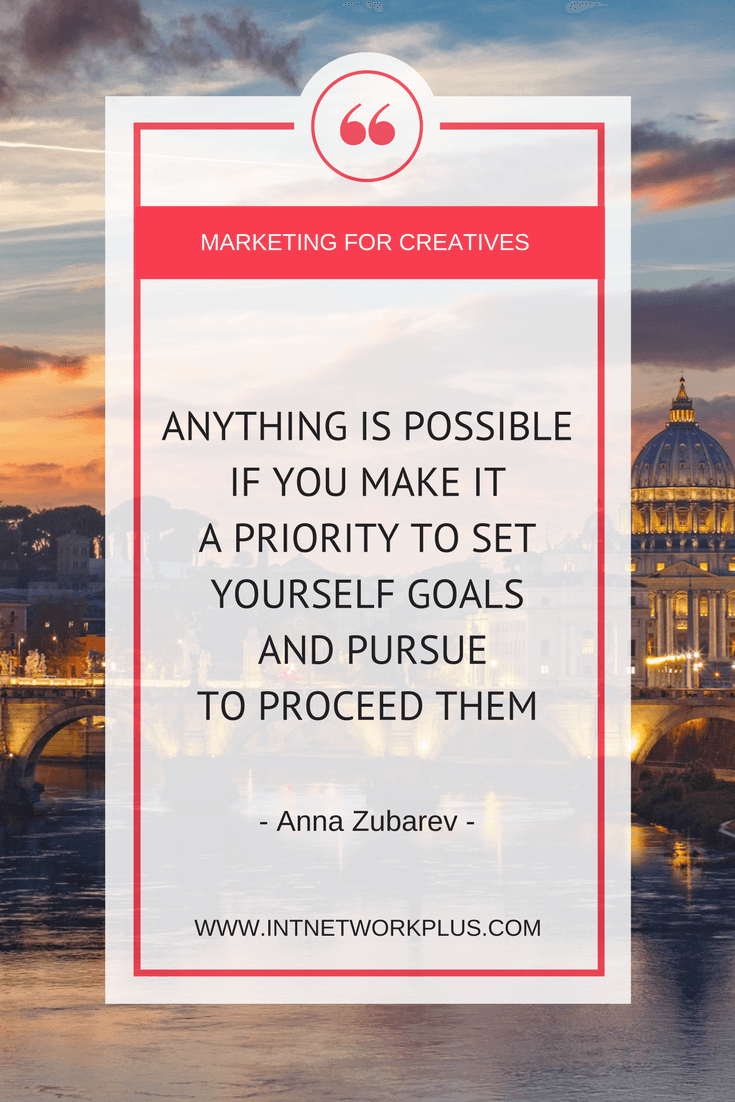 Get more traffic to your blog with this Pinterest strategy for creative entrepreneurs with @AnnaZubarev #pinterest #blogging #contentmarketing #mompreneur #creativeentrepreneur #socialmedia #socialmediamarketing