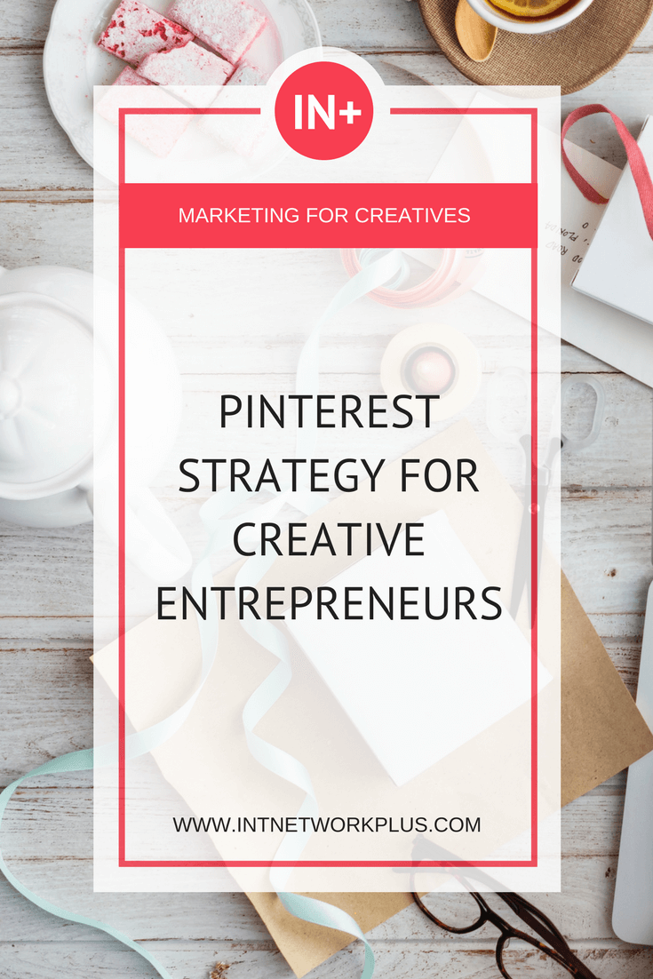 Pinterest is the social media platform which focuses on images. Many people ignore Pinterest as it's entirely different from typical Facebook or Instagram. Use this opportunity to get more traffic to your blog with the proven Pinterest strategy for creative entrepreneurs with @AnnaZubarev via @MarinaBarayeva.
