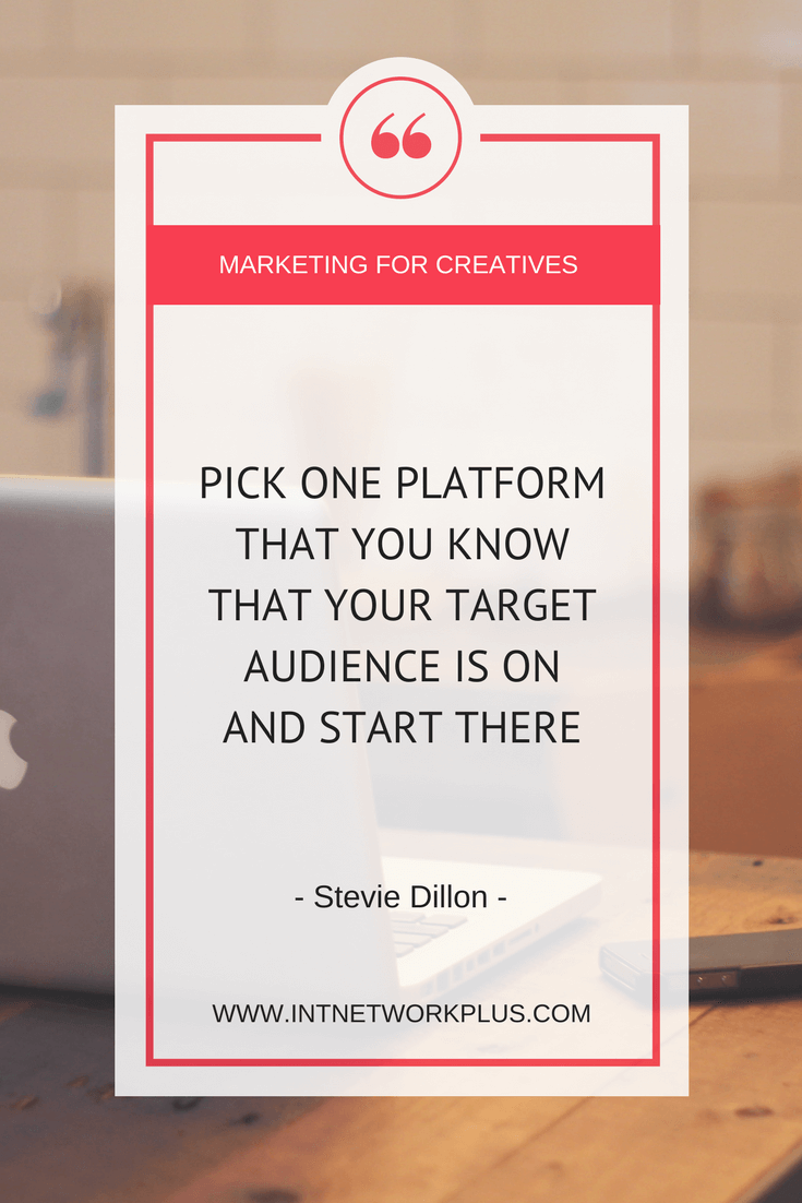 Get a social media strategy for a service-based business with Stevie Dillon. From finding your target audience on social media to easy planning and scheduling