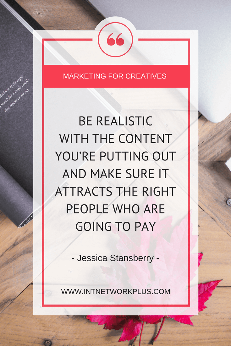 All you need to create a blog strategy that attracts your ideal client and convert them to the paid customers with Jessica Stansberry. #blogging #contentmarketing #bloggingtips #smallbusiness #entrepreneur #creativeentrepreneur #creativebusiness #mompreneur #womaninbiz #ladyboss #quotes #quotesoftheday #inspiration #Inspirationalquotes #businessquotes