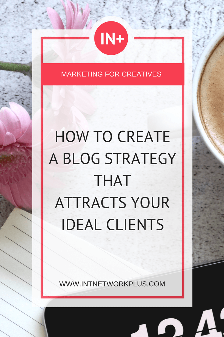All you need to create a blog strategy that attracts your ideal clients. Following this guide, you will never run out of the blog post ideas that will be interesting to your potential clients, you will know how to attract the right audience and the ways to convert them to the sales via @MarinaBarayeva #blogging #contentmarketing #bloggingtips #business #smallbusiness #smallbiz #entrepreneur #entrepreneurship #businesstips #marketing #creativeentrepreneur #creativebusiness #mompreneur #womaninbiz #ladyboss