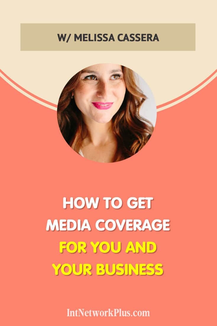 Getting the online and offline media coverage can grow your brand tremendously. Here are the tips on how to get media coverage for you and your business with Melissa Cassera via @MarinaBarayeva. #contentmarketing #business #smallbusiness #smallbiz #entrepreneur #entrepreneurship #businesstips #marketing #creativeentrepreneur #creativebusiness #mompreneur #womaninbiz #ladyboss