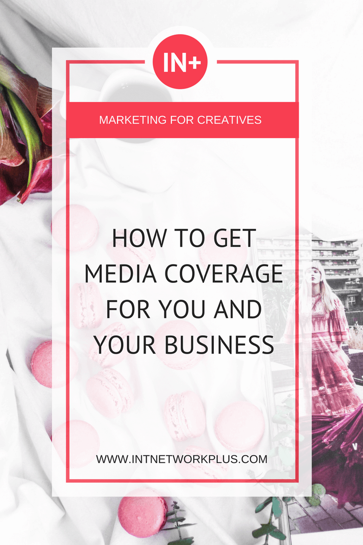 Media coverage on the smaller publications may help to increase your audience while the more significant media will give you an authority and credibility. Get an essential guide on how to get media coverage for you and your business. Via @MarinaBarayeva #blogging #contentmarketing #bloggingtips #business #smallbusiness #smallbiz #entrepreneur #entrepreneurship #businesstips #marketing #creativeentrepreneur #creativebusiness #mompreneur #womaninbiz #ladyboss