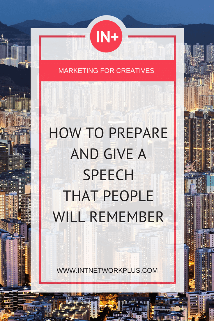 When you know your work and your craft, share it with everyone. Let other people know about you and what you do. Get the tips from the professional public speaker and actor Bob Kulhan on how to prepare and give the speech that people will remember.  #business #smallbusiness #smallbiz #entrepreneur #entrepreneurship #businesstips #marketing #creativeentrepreneur #creativebusiness #mompreneur #womaninbiz #ladyboss