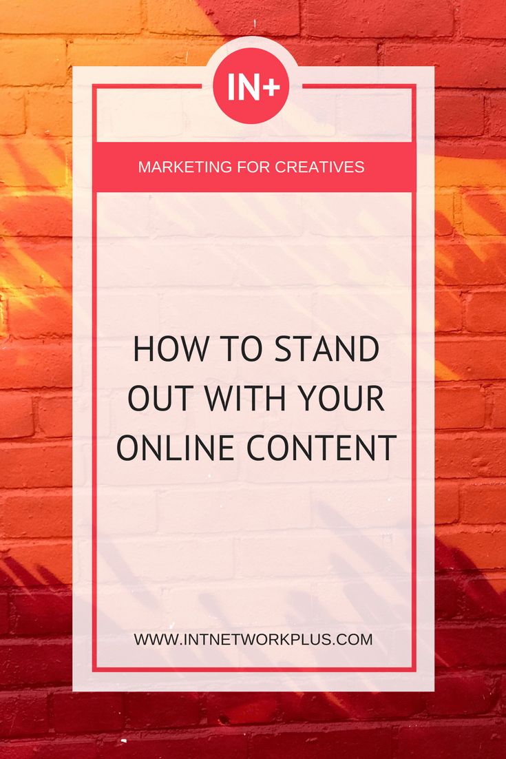 Content marketing is a powerful tool, but to get people attention you need to be creative with the content you post. These tips will help you to stand out with your online content, with @AndrewAndPete via @MarinaBarayeva. #blogging #contentmarketing #bloggingtips #business #smallbusiness #smallbiz #entrepreneur #entrepreneurship #businesstips #marketing #creativeentrepreneur #creativebusiness #mompreneur #womaninbiz #ladyboss