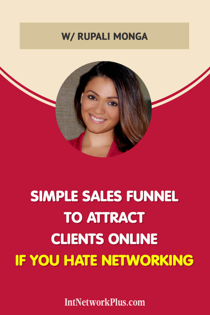 Create a simple sales funnel to attract clients online. Instead of going out and following every person you can attract clients online, bring them to your landing page, treat them with the interesting offer and then convert to the sale either online, on the call or offline. Via @MarinaBarayeva #blogging #contentmarketing #bloggingtips #business #smallbusiness #smallbiz #entrepreneur #entrepreneurship #businesstips #marketing #creativeentrepreneur #creativebusiness #mompreneur #womaninbiz #ladyboss