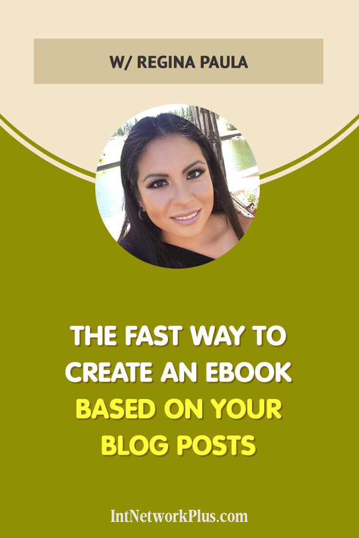Let's hit two goals at one time. First, we'll create a series of the blog posts, that way you will have the quality content on your website for the period of time. And second, we will create an eBook based on that content. Via @MarinaBarayeva. #blogging #contentmarketing #bloggingtips #business #smallbusiness #smallbiz #entrepreneur #entrepreneurship #businesstips #marketing #creativeentrepreneur #creativebusiness #mompreneur #womaninbiz #ladyboss