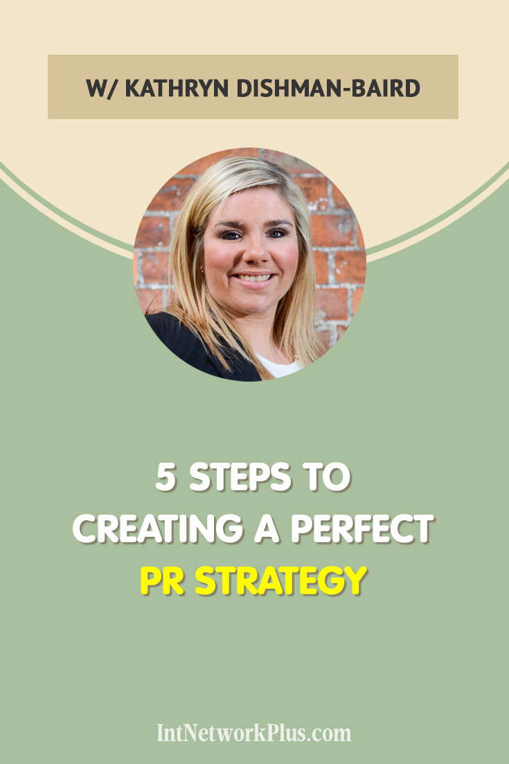 Create a PR strategy that will perfectly align with your brand. PR is a powerful marketing tool. It can involve many things from social media, public events, online and offline media publications to get in front of your audience. Via @MarinaBarayeva #prstrategy #business #smallbusiness #smallbiz #entrepreneur #entrepreneurship #businesstips #marketing#creativeentrepreneur #creativebusiness #mompreneur #womaninbiz #ladyboss