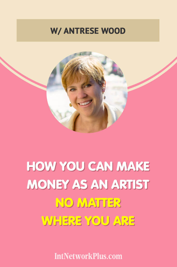 Switching from the regular job to the independent artist career is the topic of the day. We'll talk about how to deal with the starving artist syndrome and the different ways to make money as an artist with Antrese Wood @savvypainter via @MarinaBarayeva. #artist #painter #business #smallbusiness #smallbiz #entrepreneur #entrepreneurship #businesstips #marketing#creativeentrepreneur #creativebusiness #mompreneur #womaninbiz #ladyboss