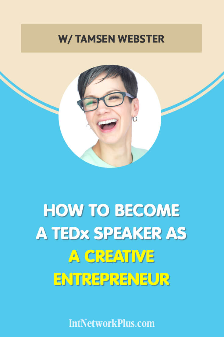 Get the practical tips on how to find the idea worth of TEDx talk, how to prepare the speech and get a better chance to become a TEDx speaker from Tamsen Webster who was involved in organizing TEDx events for four years and knows this industry upside down. Via @MarinaBarayeva. #TEDtalk #TEDx #creativeeducation #business #smallbusiness #smallbiz #entrepreneur #entrepreneurship #businesstips #marketing#creativeentrepreneur #creativebusiness #mompreneur #womaninbiz #ladyboss #bossbabe #creative