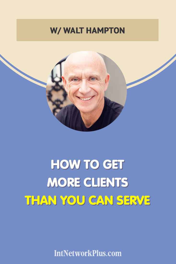 While you're looking for clients and ways to grow your business here is a simple formula on how to get more clients than you can serve. It's as simple as it's hard. The simple thing is to set the process and repeat it over and over. The hardest part is to actually do the work. As the result, you'll get more clients. Via @MarinaBarayeva #business #smallbusiness #smallbiz #entrepreneur #entrepreneurship #businesstips #marketing #creativeentrepreneur #creativebusiness #mompreneur #womaninbiz #ladyboss