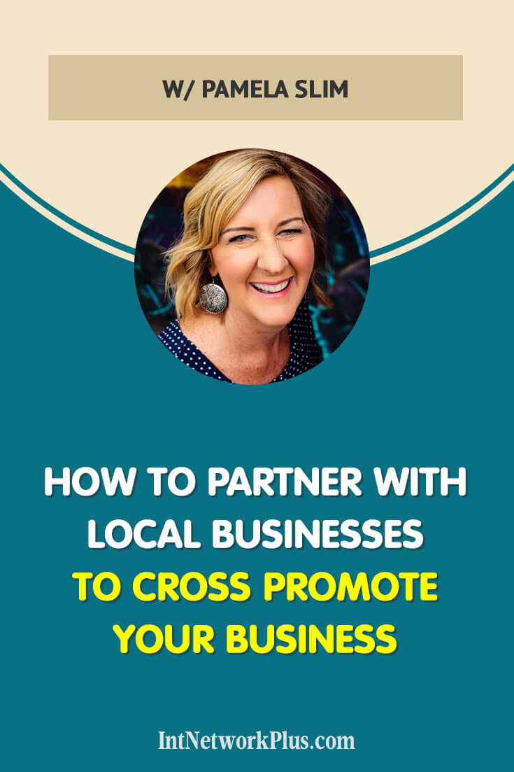 Get more tips on how to partner with local businesses to cross promote your business. There are people and other businesses who already work with your audience. You can multiply your marketing effort by collaborating with them. Via @MarinaBarayeva. #business #smallbusiness #smallbiz #entrepreneur #entrepreneurship #businesstips #marketing#creativeentrepreneur #creativebusiness #mompreneur #womaninbiz #ladyboss