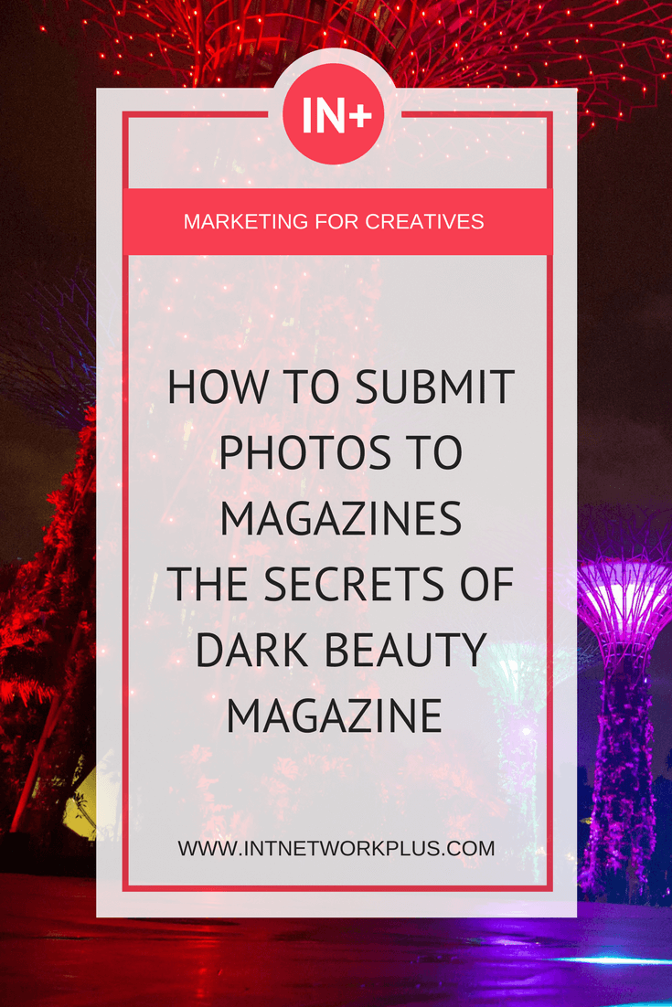 All you need to know if you want to submit photos to magazines. Interview with the editor of Dark Beauty Magazine Topher Adam (@darkbeautymag). We will get to the details of how to submit photos to magazines, what to pay attention to when you submit photos, what mistakes to avoid and many more. Via @MarinaBarayeva. #darkbeauty #darkbeautymag #fashion #photographer #designer #makeupartist #hairstylist #fashioneditorial #photoshoot #photography #smallbusiness #smallbiz #entrepreneur #creativeentrepreneur #creativebusiness #mompreneur #womaninbiz #ladyboss