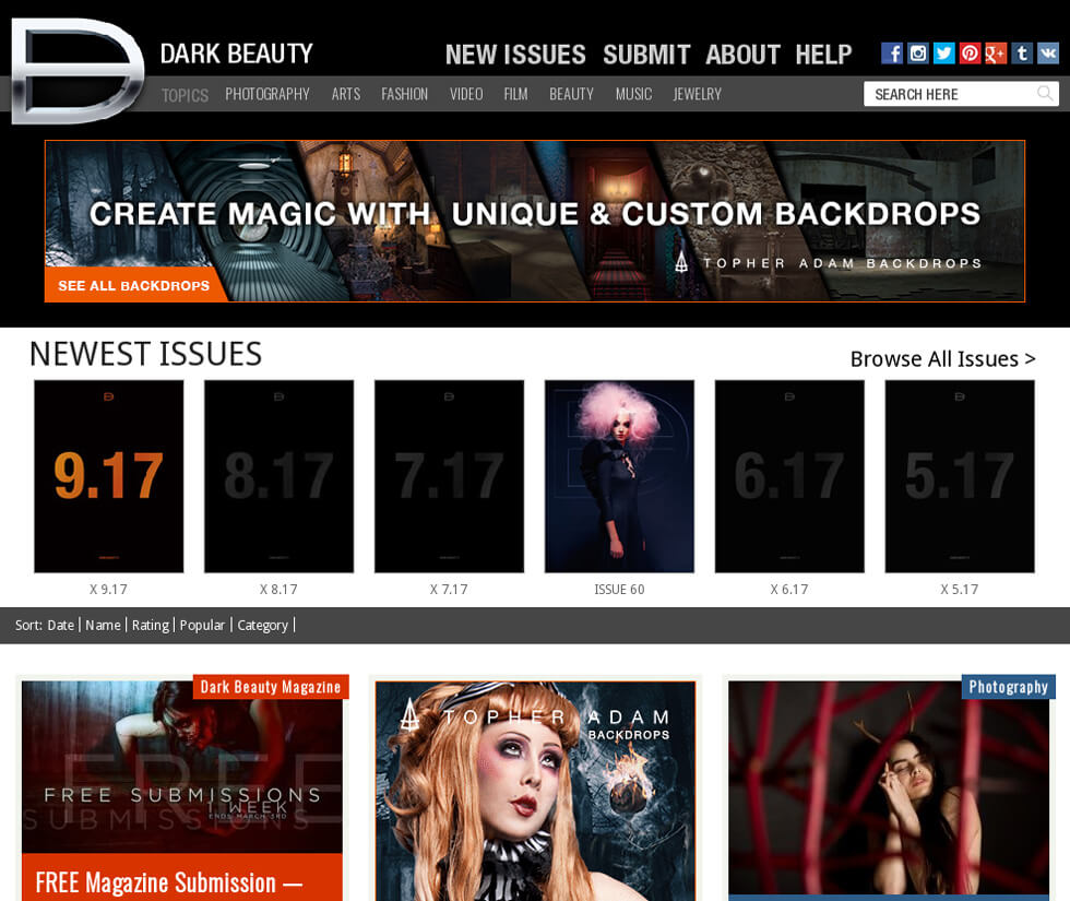 All you need to know if you want to submit photos to magazines. Interview with the editor of Dark Beauty Magazine Topher Adam (@darkbeautymag). We will get to the details of how to submit photos to magazines, what to pay attention to when you submit photos, what mistakes to avoid and many more. #darkbeauty #darkbeautymag #fashion #photographer #designer #makeupartist #hairstylist #fashioneditorial #photoshoot #photography #smallbusiness #smallbiz #entrepreneur #creativeentrepreneur #creativebusiness #mompreneur #womaninbiz #ladyboss