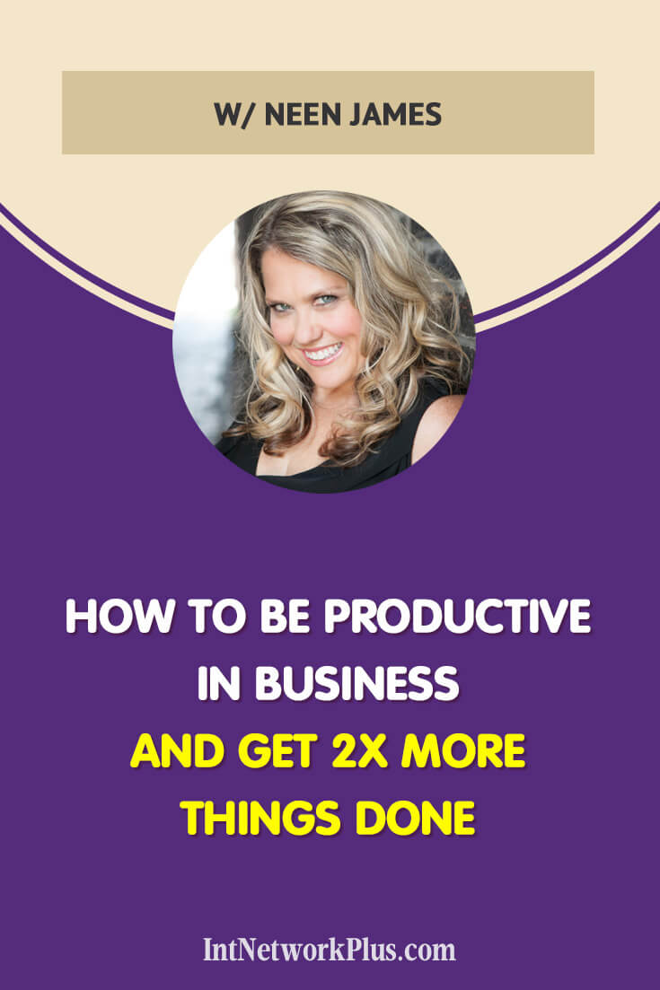 How to be productive in business and get at least 2x times more things done, via @MarinaBarayeva. #productivity #business #smallbusiness #smallbiz #entrepreneur #entrepreneurship #businesstips #marketing #creativeentrepreneur #creativebusiness #mompreneur #womaninbiz #ladyboss