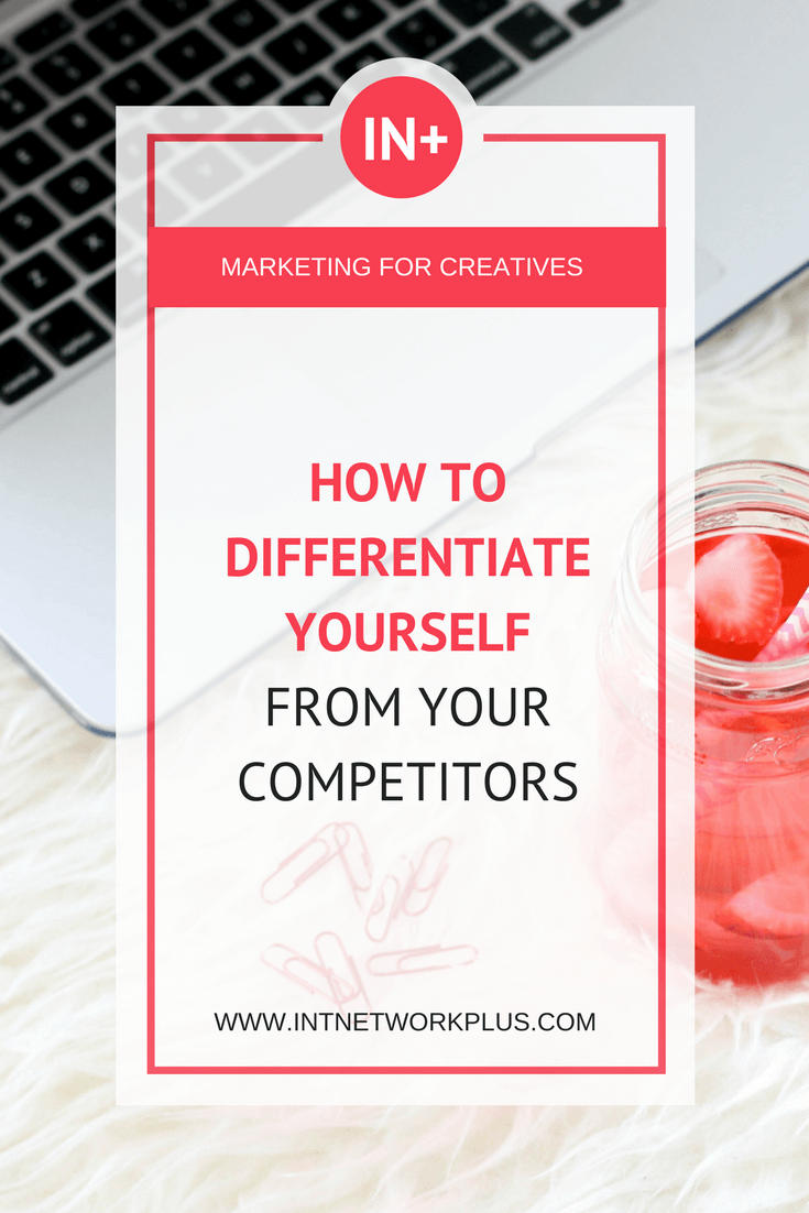 Saying that you're great in your service or your product is the best isn't enough for people to make a decision to deal with you. Learn how to differentiate yourself from your competitors. There are simple ways to find and express why and how you and your business are different.   #business #smallbusiness #smallbiz #entrepreneur #entrepreneurship #businesstips #marketing #creativeentrepreneur #creativebusiness #mompreneur #womaninbiz #ladyboss #womeninbusiness #marketing