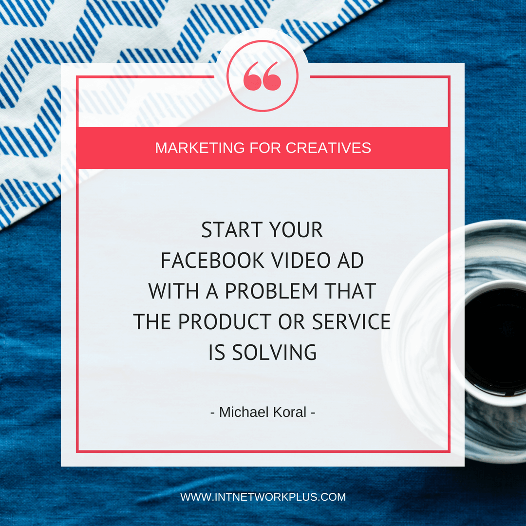 If you plan to start with the Facebook video ads don't do these mistakes. Here are 6 things to pay attention to before you even start your Facebook video ads campaign, via @MarinaBarayeva. #facebook #facebookads #socialmedia #socialmediatips #business #smallbusiness #entrepreneur #creativebusiness #mompreneur #womaninbiz #quotes #inspiration #businessquotes
